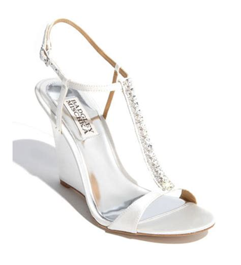 Dressy Wedge Heels For Wedding by I Need To Be As As Possible Weddingbee
