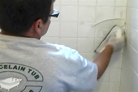 Regrouting Bathtub by Ceramic Tile Regrouting Services Maryland N Va Wash Dc