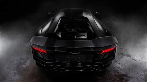 lamborghini aventador matte black wallpaper cars hd