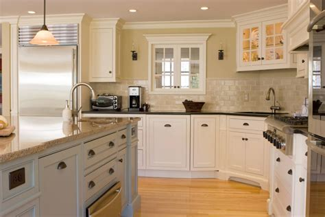 White Kitchen Cabinet Hardware Ideas 37 Kitchen Designs Home Designs