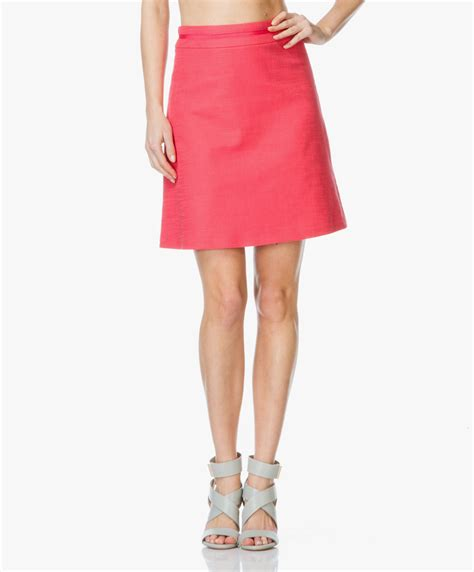 Rok Sogan Pink Classic Nu 01 shop the look statement roze perfectly basics