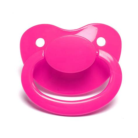 littleforbig sized pacifier dummy bigshield three