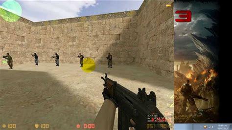 Kaos Fangkeh Counter Strike 8 como instalar los zbots para counter strike 1 6