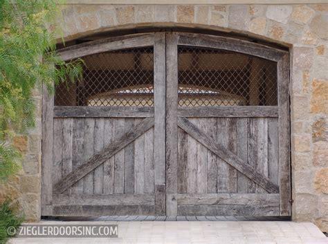 driveway gates ziegler doors   orange county
