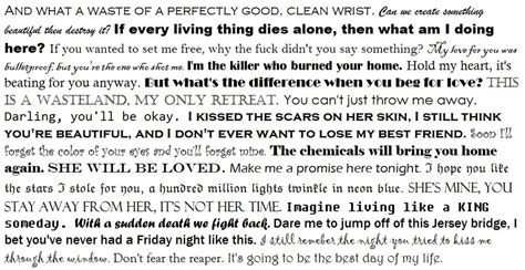 discord lyrics pierce the veil lyrics collection by genuine discord on