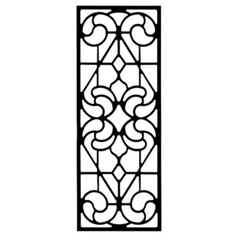 wrought iron decorations home wrought iron rectangular wall art style 205