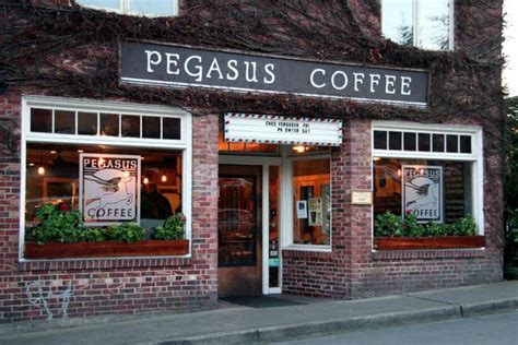 The Brick Coffee House by Seattleflyerguy S All Purpose Travel Walking