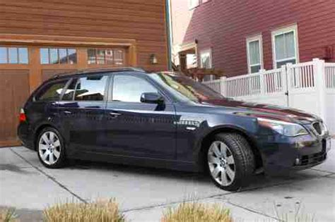 all car manuals free 2007 bmw 5 series electronic toll collection find used 2007 bmw 530xi 6 spd manual wagon extremely rare in westminster colorado united