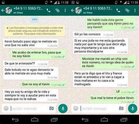 descargar imagenes sexuales para whatsapp cambia n 250 mero de celular y lo mensajean buscando al kevin