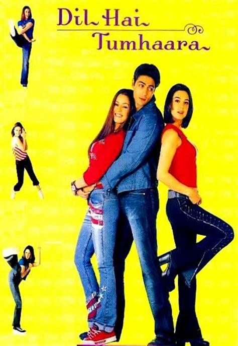 Dil Hai Tumhaara 2002 Full Movie Dil Hai Tumhaara 2002 Full Movie Watch Online Free Hindilinks4u To