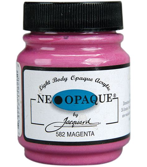 acrylic paint joann fabrics jacquard 2 25 oz neopaque acrylic paint 1pk jo