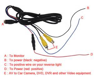 rear view wiring diagram