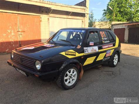 Golf 2 Rally Auto volkswagen golf 2 rally auto s te koop