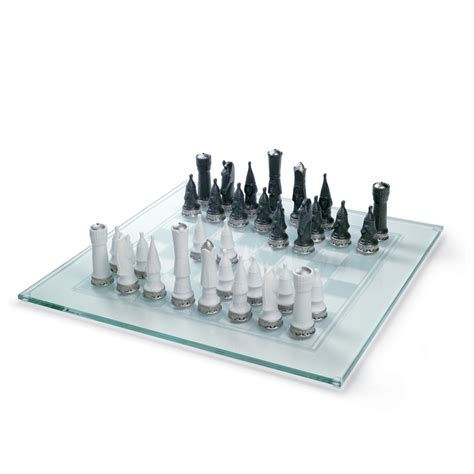 chess set re deco 01007138 lladro chess set seaway china company