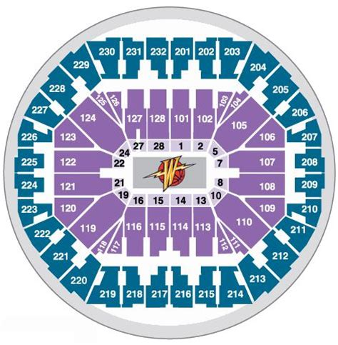 oracle arena warriors seating chart nba basketball arenas golden state warriors home arena