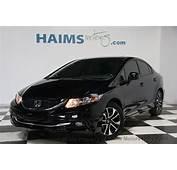 2013 Used Honda Civic Sedan 4dr Automatic EX L At Haims
