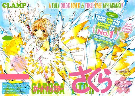 cardcaptor clear card 2 cardcaptor clear card arc ch 5