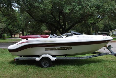 seadoo challenger 1800 for sale sea doo challenger 1800 2002 for sale for 6 950 boats