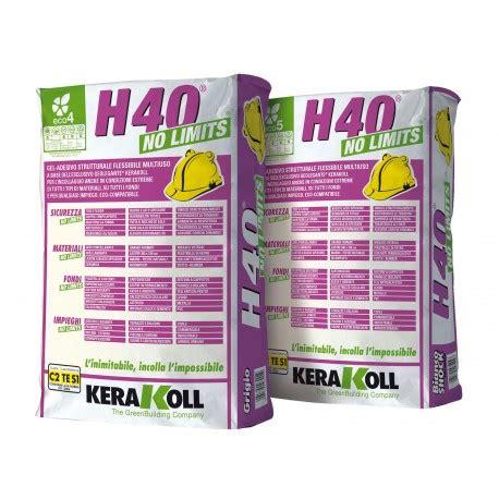 kerakoll colla per piastrelle colla per piastrelle kerakoll h40 kg 25