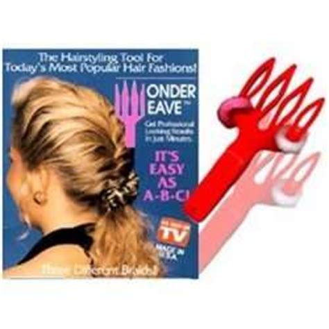 New Hair Tools On Tv by Braider Twist Braider As Seen On Tv Easy Braids Travel Or Home