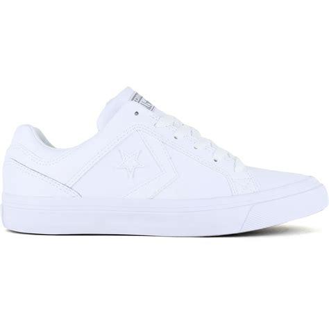 Converse Cons Ox converse cons el distrito ox blanco calzado moda hombre