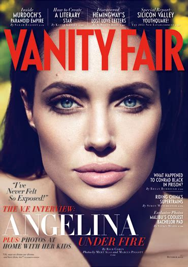 New Vanity Fair Cover by New Makeup Style Vanity Fair Magazine Cover