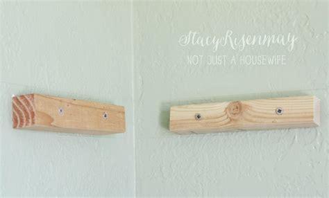 Shelf Brace by Floating Corner Shelves Risenmay