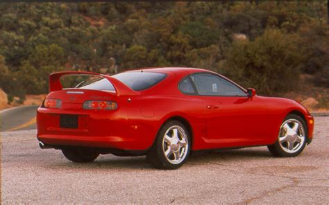 Toyota Supra Turbo Specs Toyota Supra Turbo Photos Reviews News Specs Buy Car