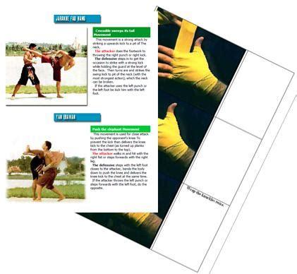 muay thai workout at home pdf workout everydayentropy