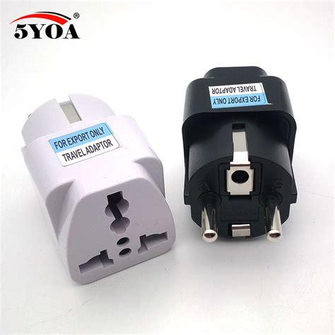 aliexpress eu 10pcs lot international travel universal adapter