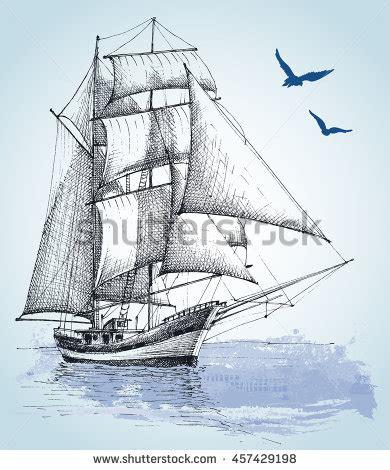boat drawing pic sailboat drawing stock photos royalty free images