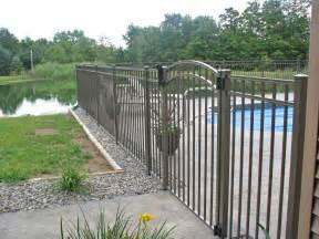 regis aluminum pool fencing poly enterprises