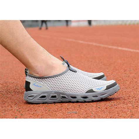 Sepatu Sport Pria 7104 sepatu slip on sport pria size 40 gray jakartanotebook