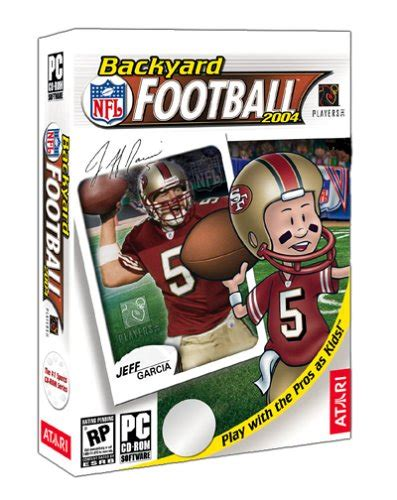backyard football 2001 backyard football