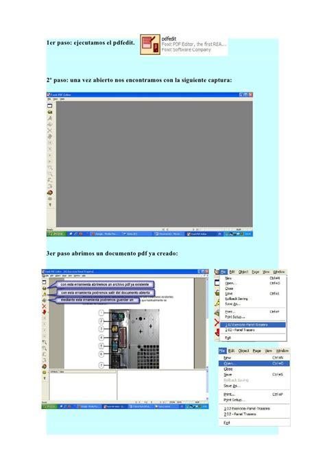 tutorial video editing pdf tutorial foxit pdf editor