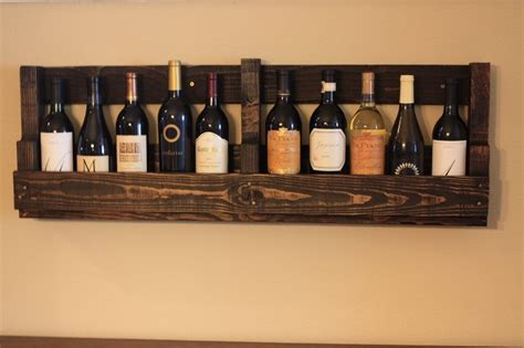 Does Wine A Shelf by 14 Easy Diy Wine Rack Plans Guide Patterns