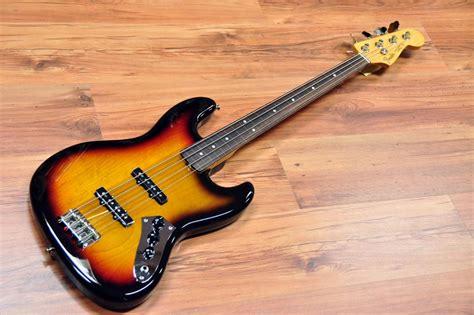 Bass Fender Jaz Bas Sunbrs 2 sold items bass electric bass luthier shop