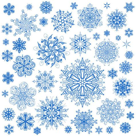 pattern snowflakes photoshop 15 free vector snowflake photoshop patterns freecreatives