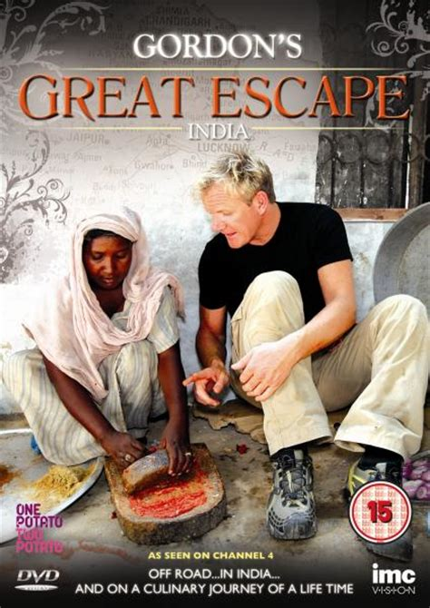 gordons great escape gordon ramsays great escape dvd zavvi com