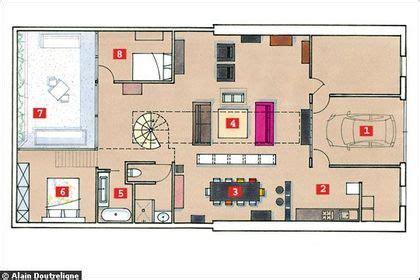 cr 233 er un plan de maison support plan de maison 6 chambres evtod
