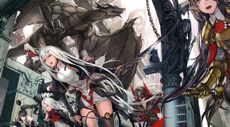 Dragons Set 1 Megablock Ori Original armor black hair chain dress infukun