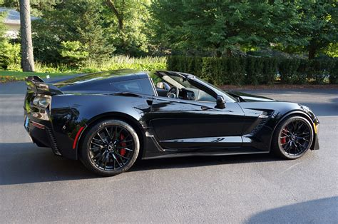 black corvette z06 for sale fs awesome badazz 2015 z06 w z07 3lz all black
