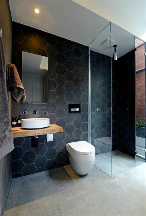 Exceptionnel Faience Noire Salle De Bain #5: 0-la-meilleure-salle-de-bain-noire-faience-noire-salle-de-bain-sol-en-beton.jpg