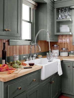 folks country kitchen 100 inspiring kitchen decorating ideas green cabinets