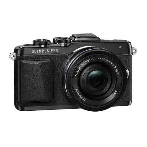 Olympus Pen E Pl7 Kit 14 42 by Jual Olympus Pen E Pl7 Kit 14 42mm Hitam Harga