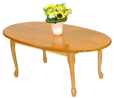 queen anne coffee table queen anne golden oak coffee table