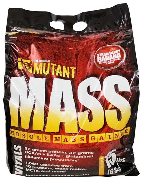 Mutant Mass Gainer 15 Lbs buy mutant mass mass gainer strawberry banana