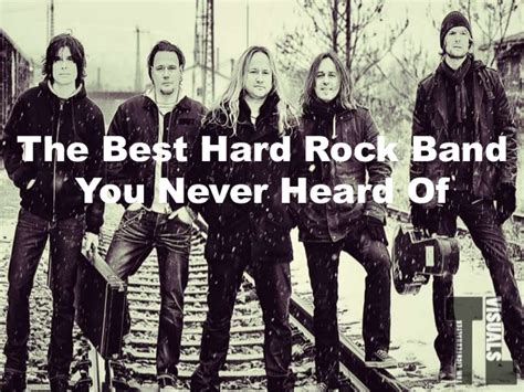 best of rock bands the best rock band you never heard of