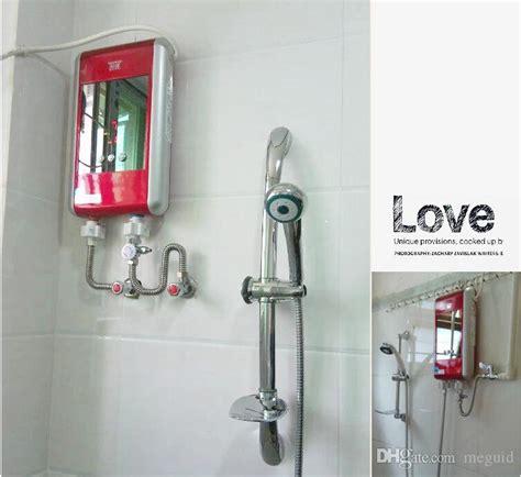 Electric Shower Set 2017 379 Electric Shower Set Constant Temperature Electric