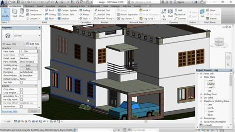 tutorial revit 2016 revit tutorials revit architecture 2016 tutorial for